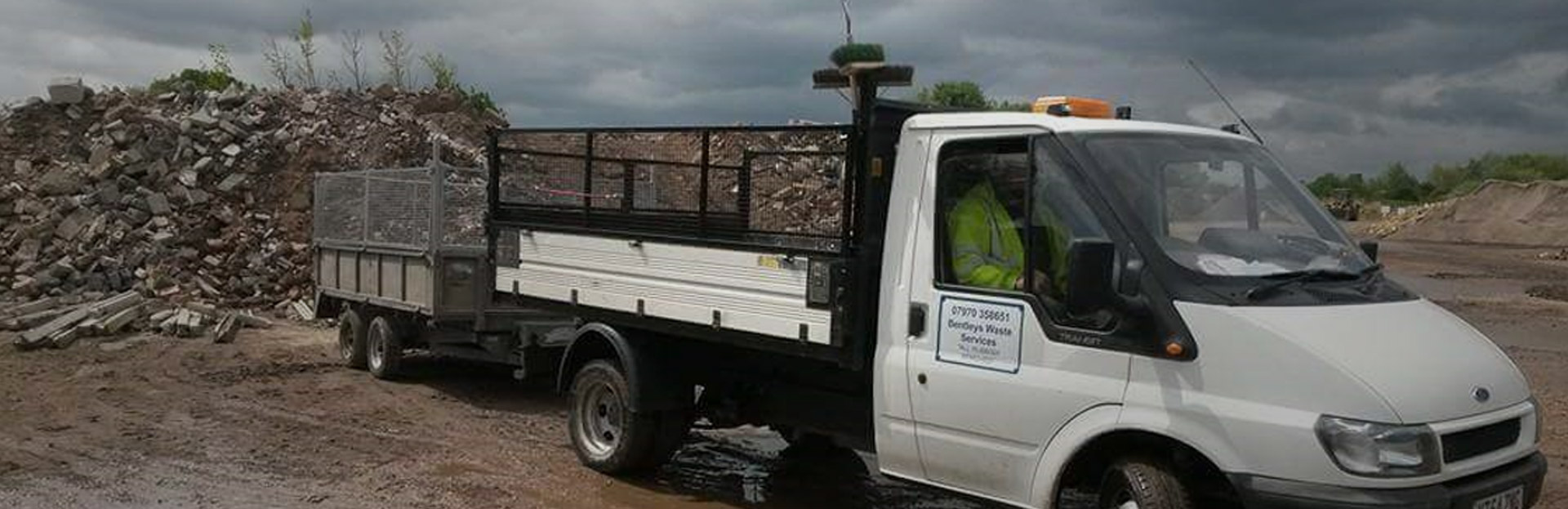 All aspects of waste collection